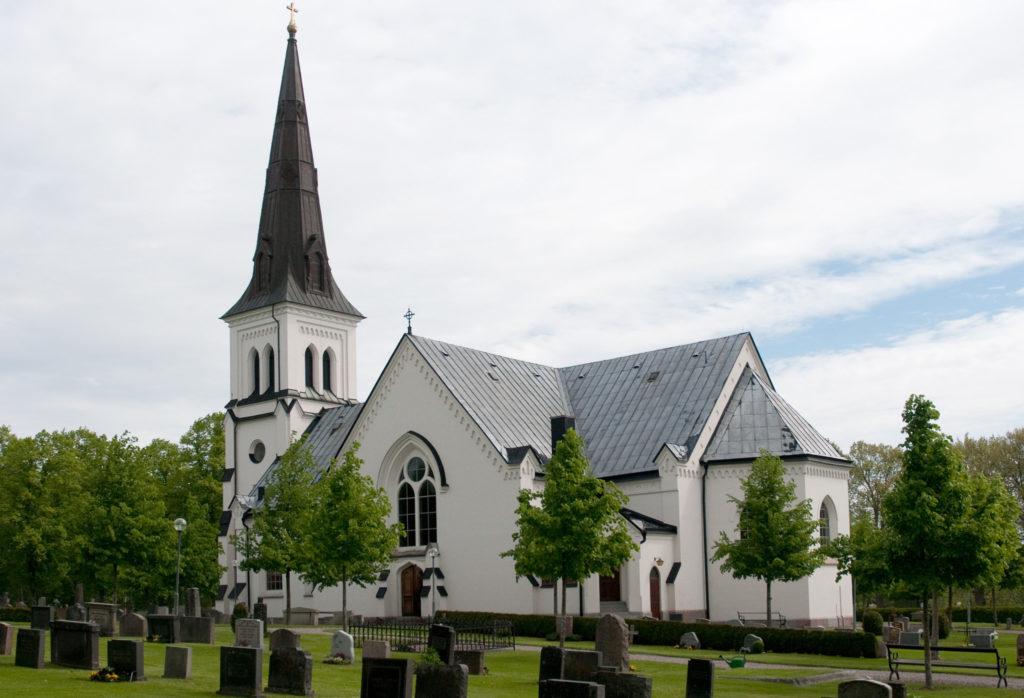 Gå ur Svenska kyrkan